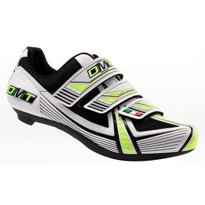 Imagem de Sapato DMT Vision 2.0 branco/fluo
