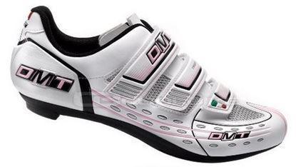 Imagem de Sapato DMT Vision 2.0 branco/rosa
