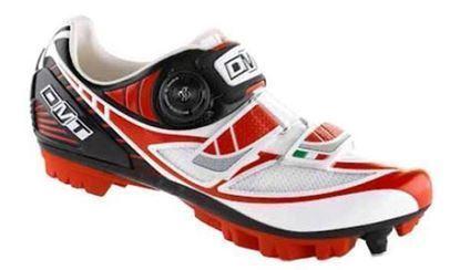 Imagem de Sapato DMT Taurus branco/vermelho