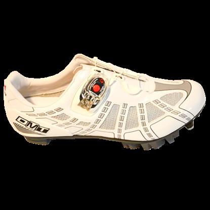 Imagem de Sapato X-RIDE branco/prata - sola carbono