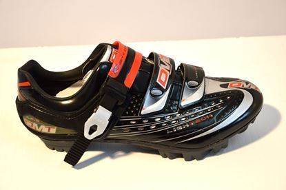 Imagem de Sapato LEGEND preto/vermelho