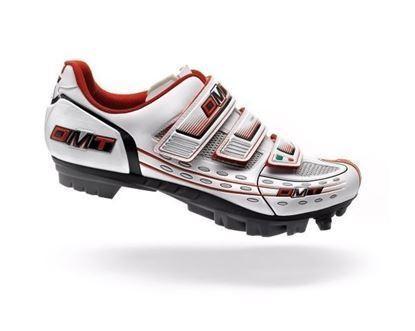 Imagem de Sapato DMT Marathon branco/vermelho - 42