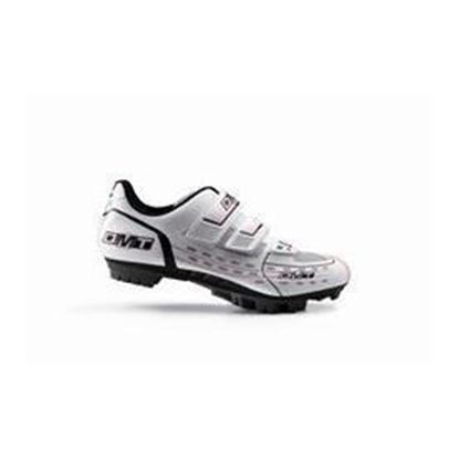 Imagem de Sapato DMT Marathon branco/rosa - 36