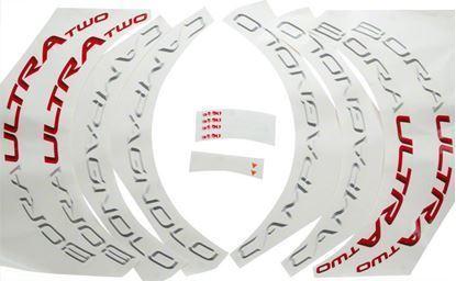 Imagem de Kit autocol. BORA ULTRA TWO boion (fr.+tr.) >2011
