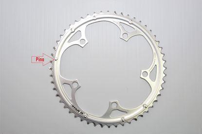 Imagem de Roda pedaleira Veloce cinza 135x52T 10v >2006