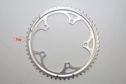 Imagem de Roda pedaleira Veloce cinza 135x53 9/10v >2002