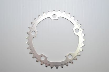 Imagem de Roda pedaleira Veloce cinza 110x34T 10v >2006