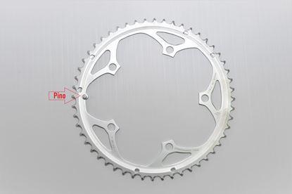 Imagem de Roda pedaleira Xenon cinza 135x52T 9/10v >2002