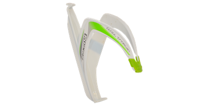 Imagem de Grade Bidon RaceON Ultra (branco / verde)