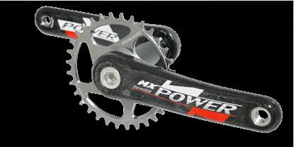 Imagem de Pedaleiro RaceON MX Power Carbon BB30