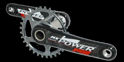 Imagem de Pedaleiro RaceON MX Power Carbon Mega 24