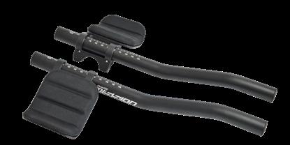 Imagem de Extensores Kit Crono RaceON Alloy - 340mm S2