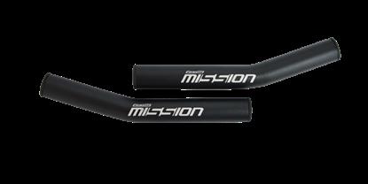 Imagem de Tubos Extensores Crono RaceON Alloy 180mm Mission-S3