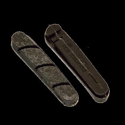 Imagem de Calços travão Rd Shim (recarg.) p/aro carbono 2pcs