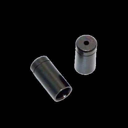 Imagem de Copo 4,5mm, preto brass, espiral de mudança (uni.)