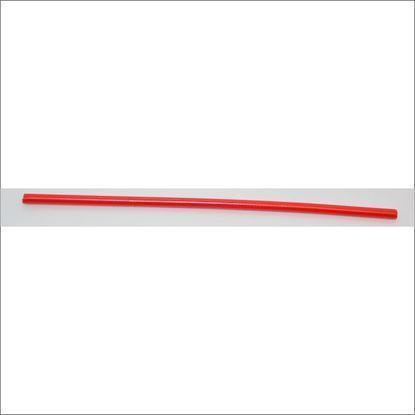 Imagem de Espiral 5mm travão, vermelho (metro)