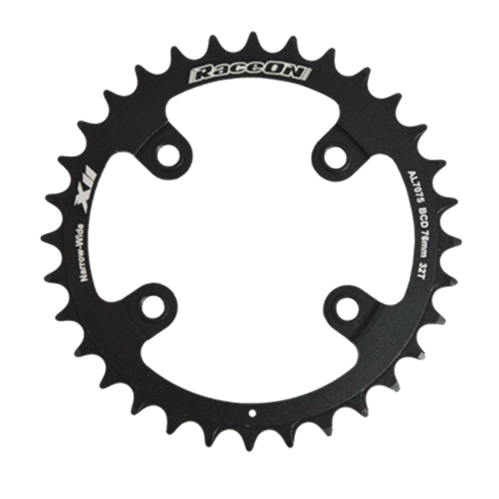 Picture of Roda Pedaleira MX Sram X11 CNC7075 BCD76 - 11v new - 30T