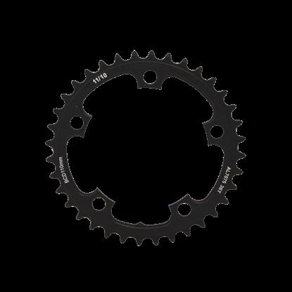 Imagem de Roda Pedaleira Shimano RC Ultra 7075 CNC Black BCD 110 - 10/11v - 38T