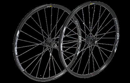 Imagem de Rodas MX 7.1 Disc 6 furos Shimano frente QR - trás QR