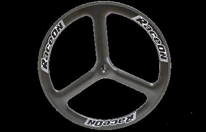 Imagem de Roda 3 Spokes Carbon frente tubular