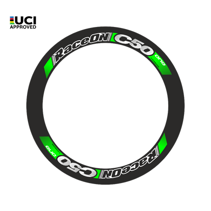 Imagem de Rodas C50 One Carbon par tubular