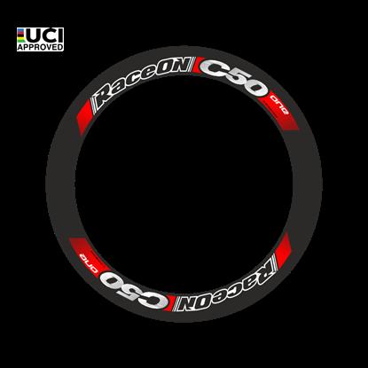 Imagem de Rodas C50 One Carbon par pneu