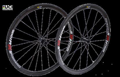 Imagem de Rodas R38 World Tour Carbon - 1410 gr. pneu