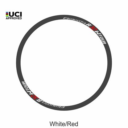 Imagem de Rodas R30 World Tour Carbon par - tubular