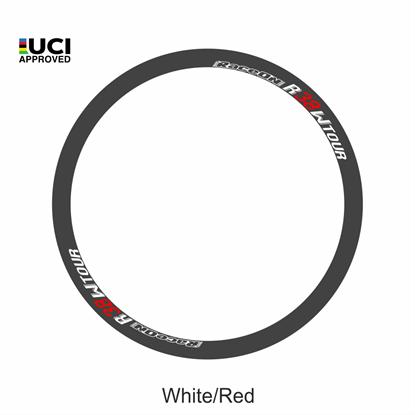 Imagem de Roda R38 World Tour Carbon frente - pneu