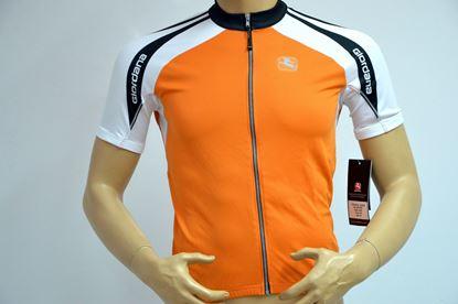 Imagem de Camisola Giordana Tecnical Blend Silverline - laranja