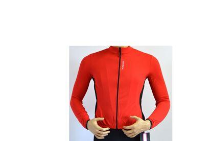 Imagem de Camisola Senhora Fusion - vermelho