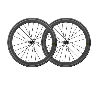 Imagem de Rodas Mavic Cosmic Pro Carbon UST Disc CL 45mm