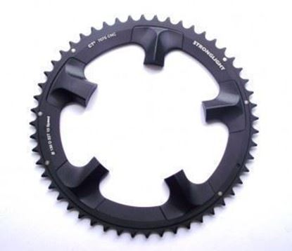 Imagem de Roda pedaleira Stronglight Ultegra 6700 130x52T CT² 10v