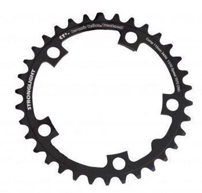Imagem de Roda pedaleira Stronglight Shimano  Dura Ace 7950 / Ultegra 6750 110x36 CT²