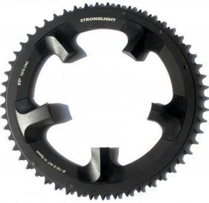 Imagem de Roda pedaleira Stronglight Dura Ace 7900 130x52T CT² 10v