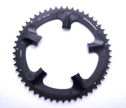 Imagem de Roda pedaleira Stronglight Dura Ace 7950 110x52T CT² 10v