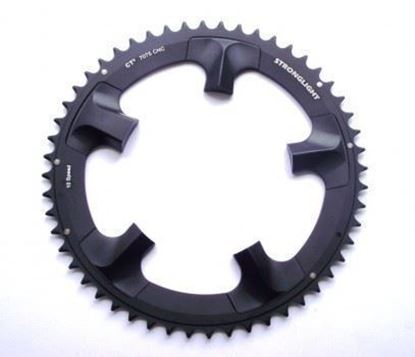 Imagem de Roda pedaleira Stronglight Dura Ace 7950 110x50T CT² 10v