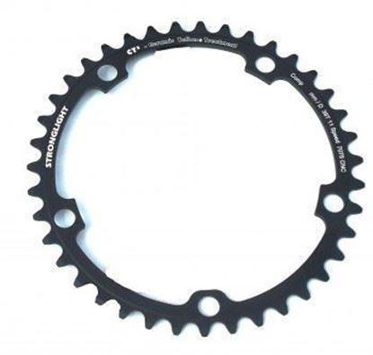 Imagem de Roda pedaleira Stronglight Road 110x35T CT² 11v