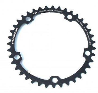 Imagem de Roda pedaleira Stronglight Campy Record 110x39T CT² 11v