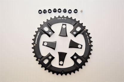 Imagem de Roda pedaleira Stronglight XTR M970 104 x 44T CT² 3x9v