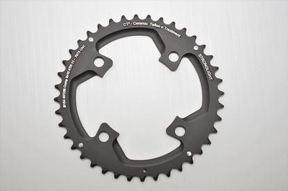 Imagem de Roda pedaleira Stronglight XTR M980 104x40T CT² 2x10v