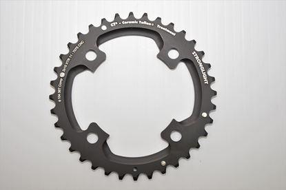 Imagem de Roda pedaleira Stronglight XTR M980 104x36T CT² 2x10v