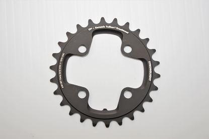 Imagem de Roda pedaleira Stronglight XTR M980 64x26T CT² 2x10v