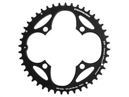Imagem de Roda pedaleira MTB 104x44T Exterior CT² 3x9v