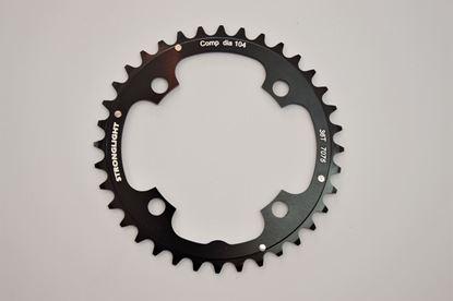 Imagem de Roda pedaleira MTB 104x36T Exterior 2x9v