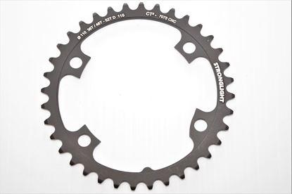 Imagem de Roda pedaleira Stronglight Shimano R9100/R8000 110x34 CT²